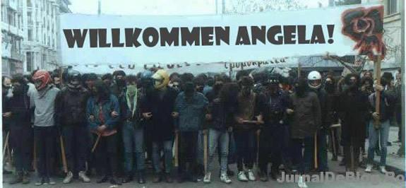 Angela Merkel este asteptata in Grecia
