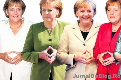 Salutul lui Merkel
