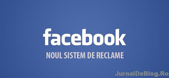 Reclame pe Facebook