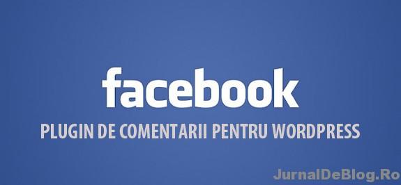 Cum se include pluginul de comentarii Facebook in cadrul unui blog WordPress