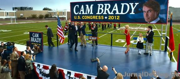 The Campaign, un film ce merita vazut