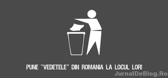 Vedetele din Romania