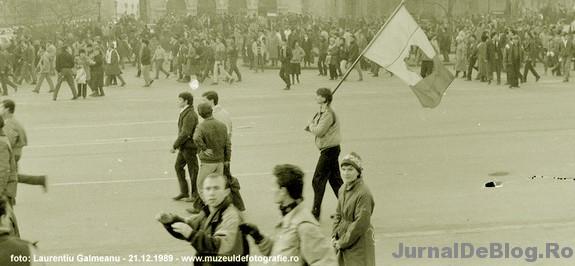 Ce s-a intamplat cu adevarat la Revolutia din 1989