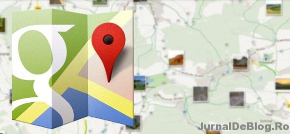 Tepe pe Google Maps