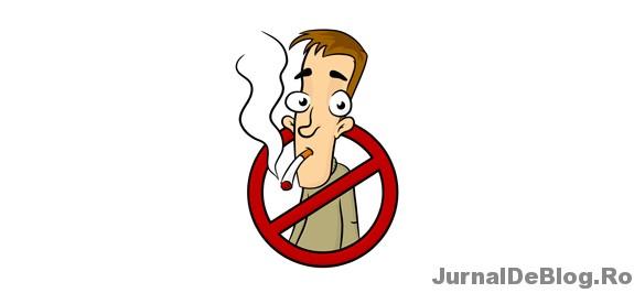 Se interzice fumatul in locurile publice si tigarile aromate