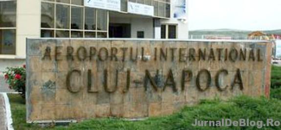 Centura orasului Cluj se intersecteaza cu pista aeroportului