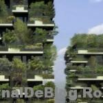 Bosco verticale, padurea verticala din Milano