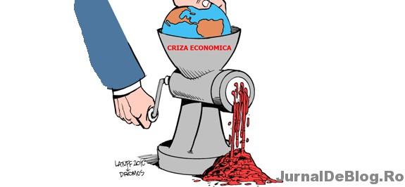 Originea si scopul actualei crize economice mondiale