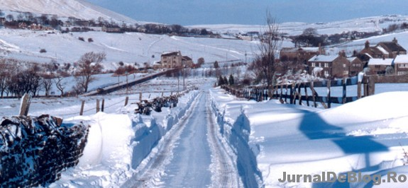 Iarna de alta data si cea de acum
