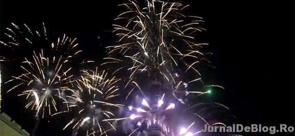 Jocuri de artificii Revelion 2013