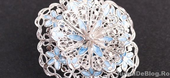 Bijuteriile din argint mereu la moda