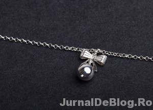 Bratara din argint, cadou de Martisor