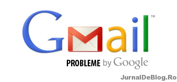O problema grava cu Gmail