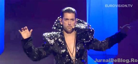 Cezar Ouatu, Eurovisionul si Romania