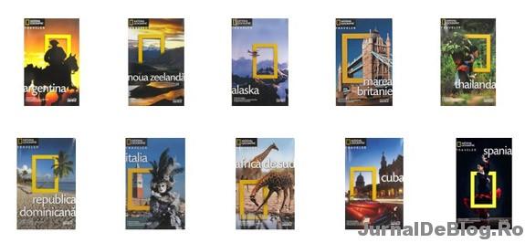 Ghiduri turistice National Geografic ieftine