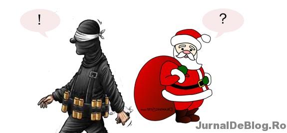 Terorismul si Mos Craciun, ce se ascunde in spatele acestor doua branduri mondiale
