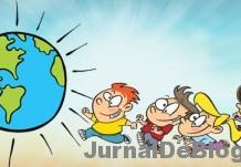Ziua copilului in lumea oamenilor mari